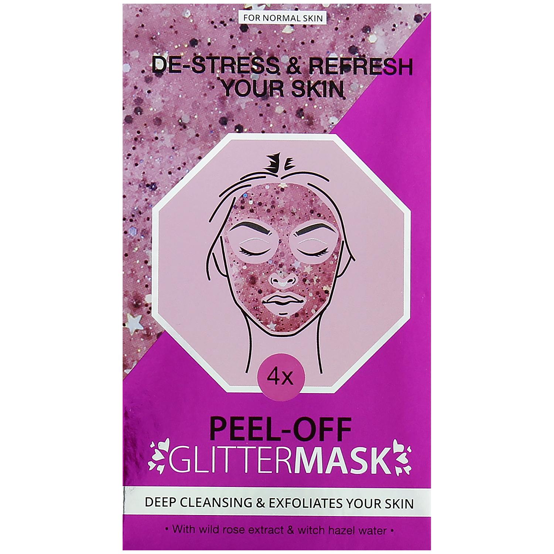Peel-Off glittermask
