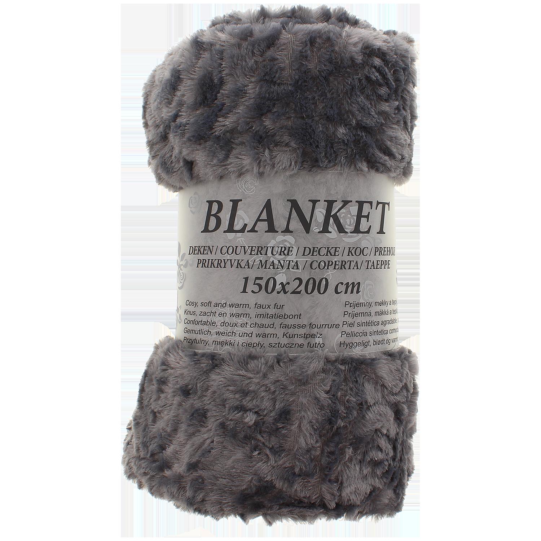 Blokker Deken Met Mouwen.Woontextiel Action Com
