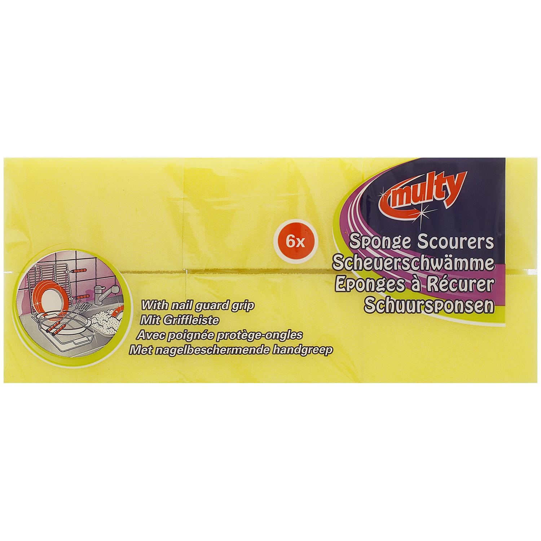 Multy schuursponzen