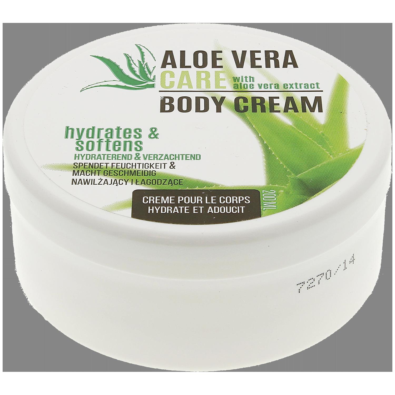 Hypermoderne Crème pour le corps aloe vera | Action.com NI-91