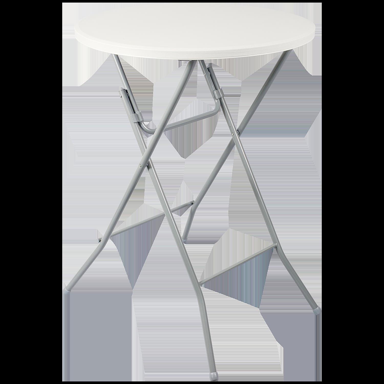 Table haute repliable