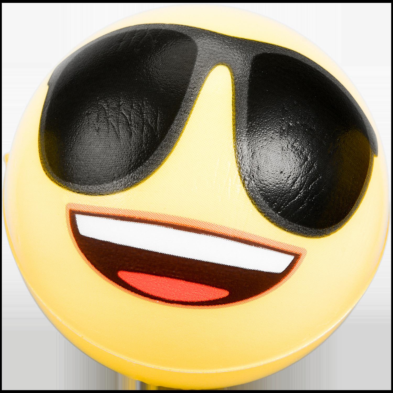 balle anti-stress emoji diverses variantes | action