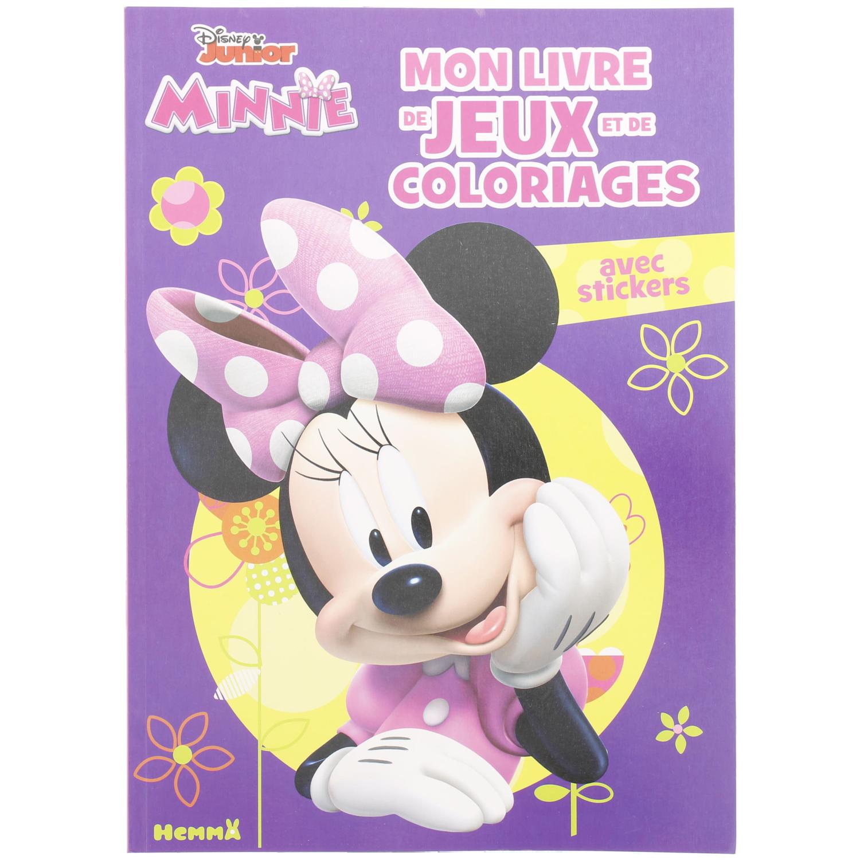 Livre D Activites Disney