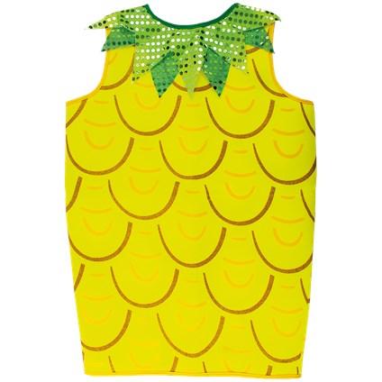 Costume de fruità paillettes