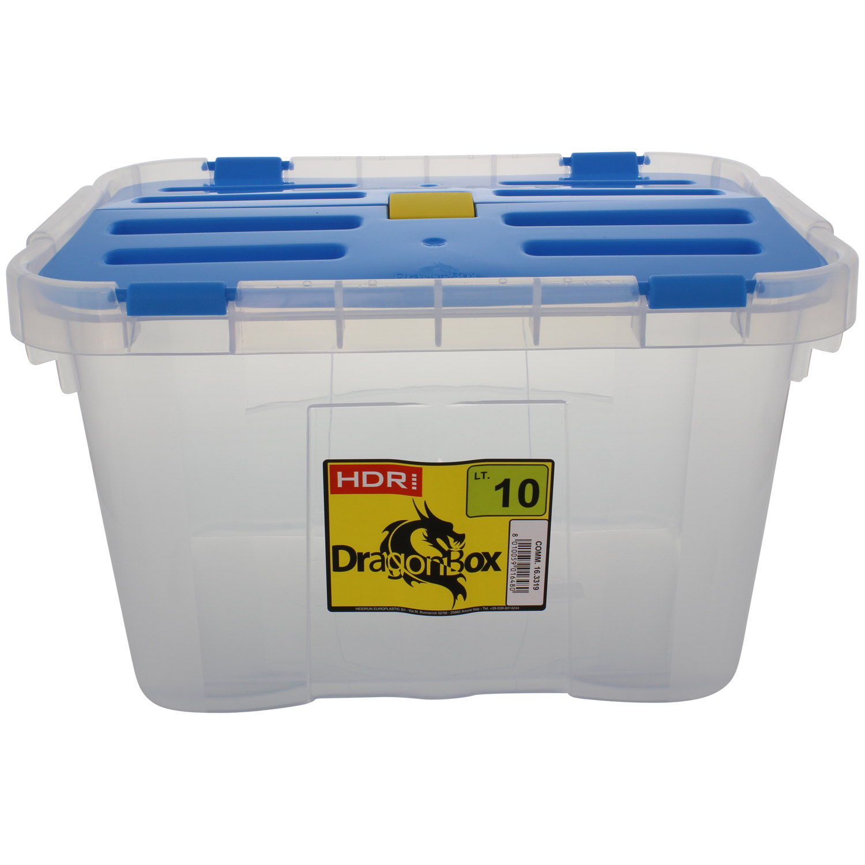 Heidrun opbergbox 10 liter for Action opbergbox