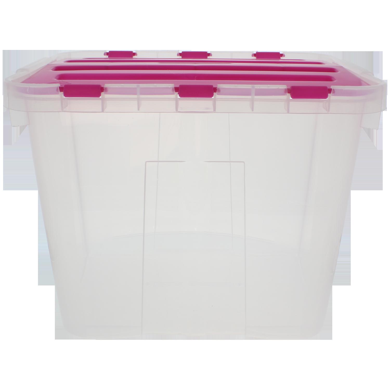 Heidrun opbergbox 24 liter for Action opbergbox