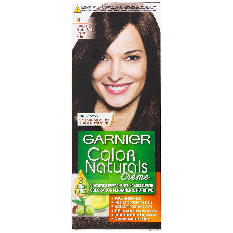 Teinture naturelle pour cheveux brun