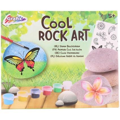 Kit de bricolage déco de pierres Grafix