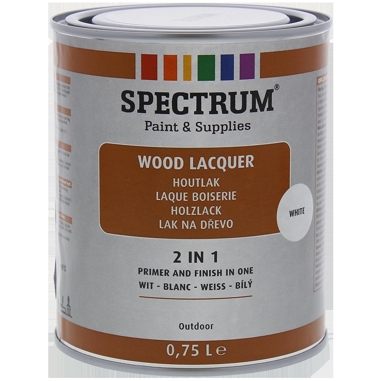 Peinture Satinée 2 En 1 Spectrum Actioncom
