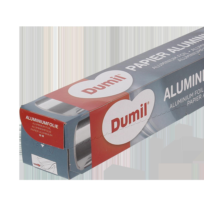 Dumil Aluminiumfolie 18 Meter Actioncom