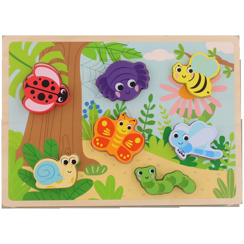 Mini Matters houten puzzel XL