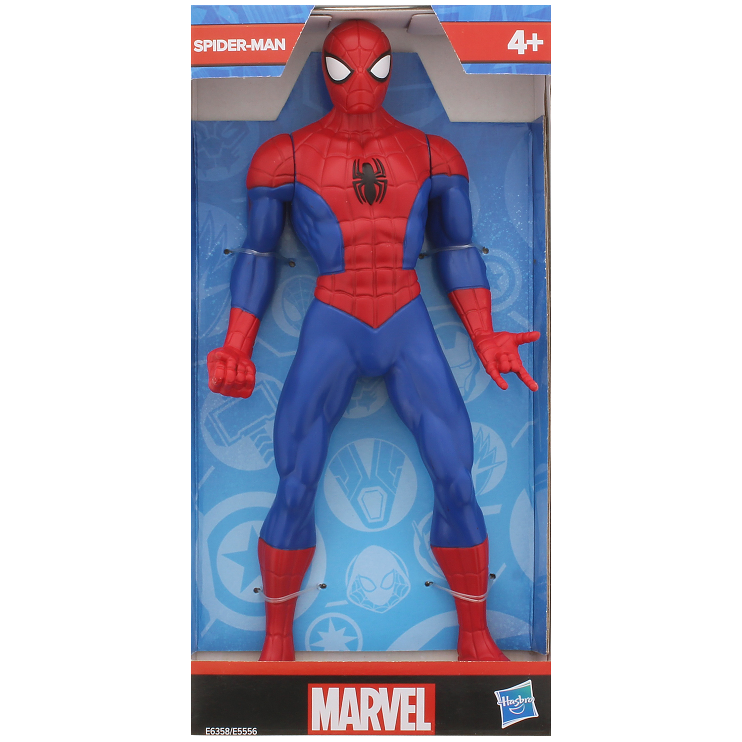 Spiderman pop