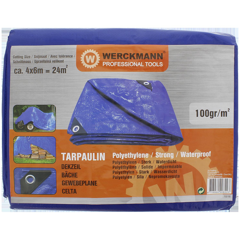 werckmann dekzeil professional tools ter bescherming