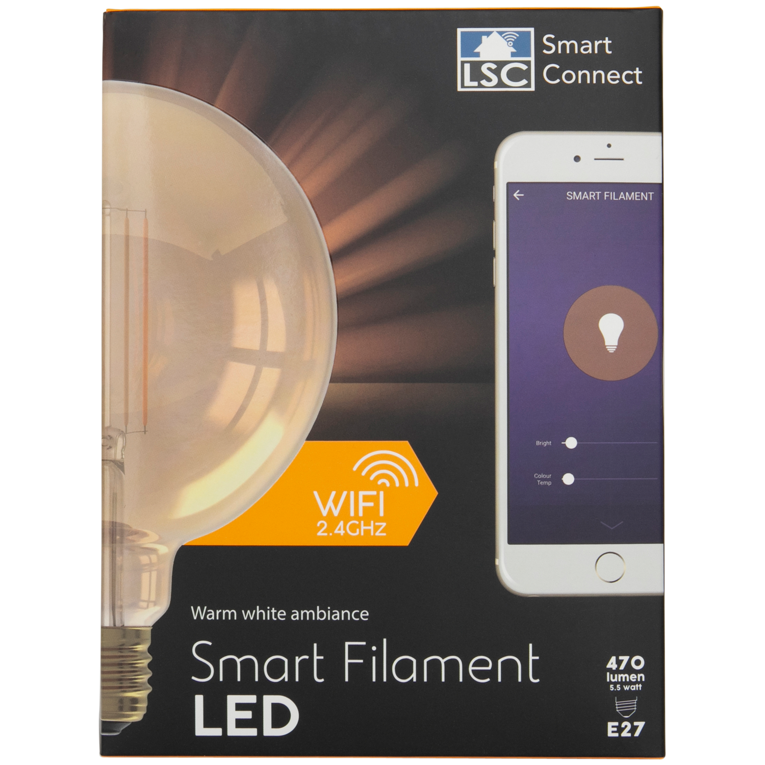 LSC Smart Connect Filament G125