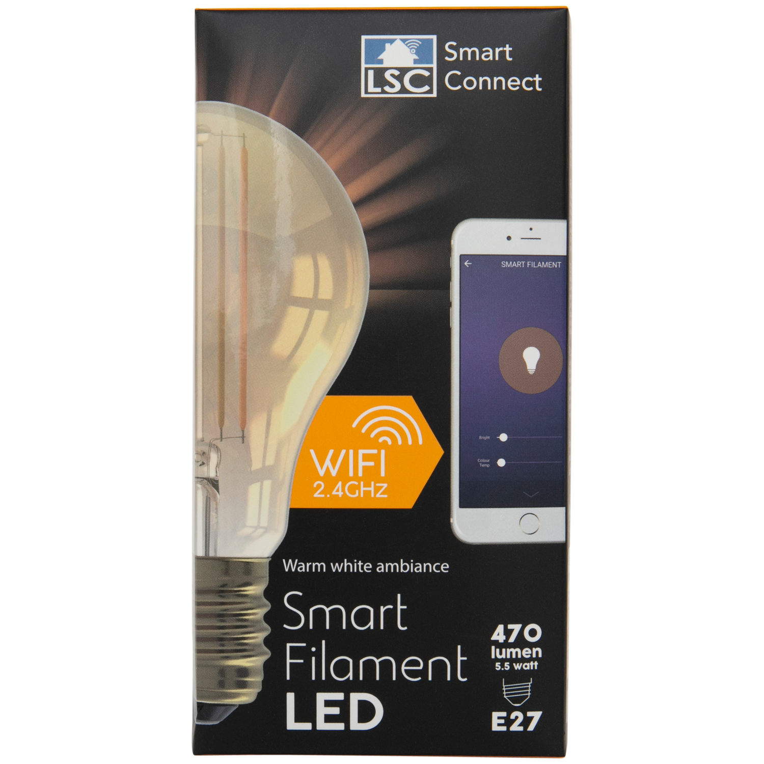 LSC Smart Connect Filament A60