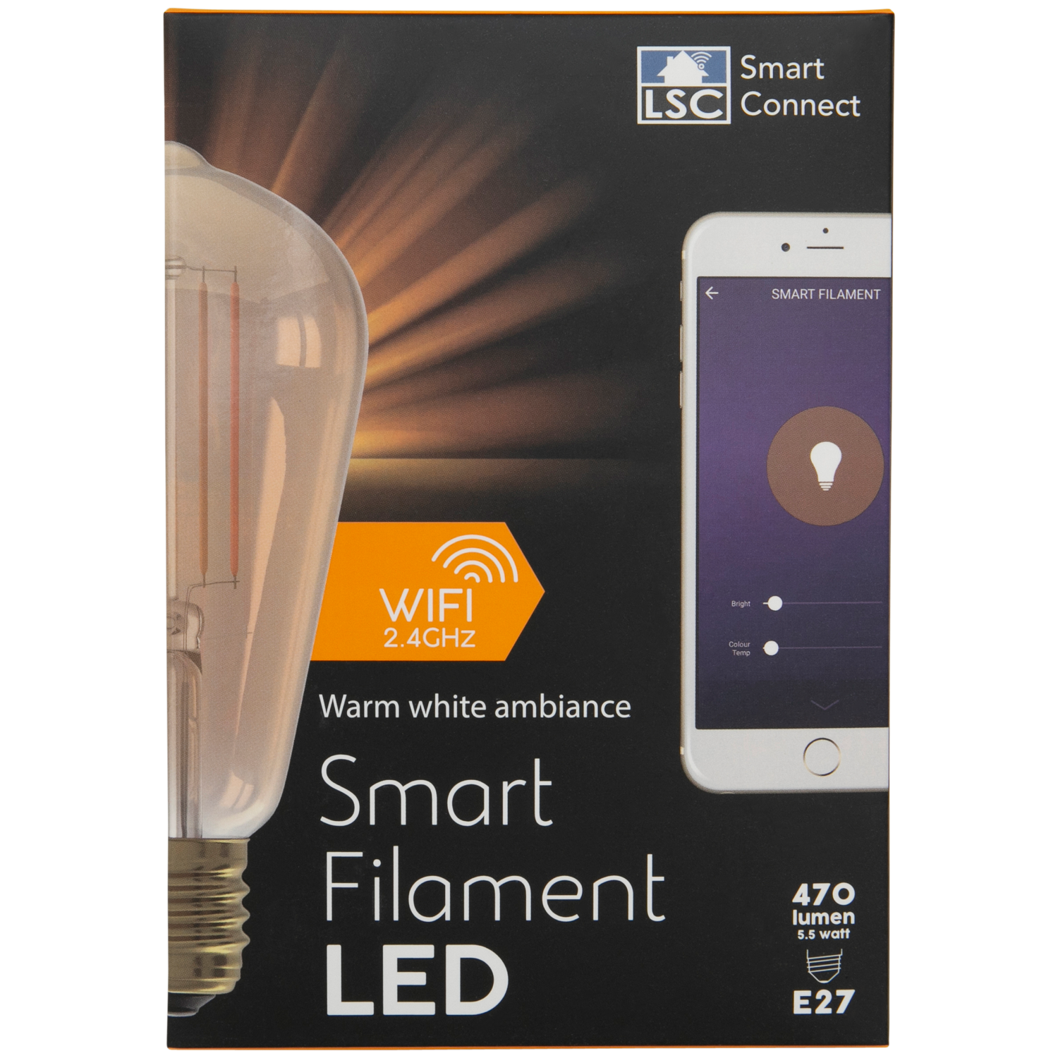 LSC Smart Connect Filament ST64