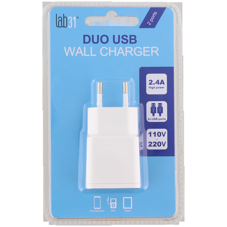 Re load Duo USB Ladegerät  