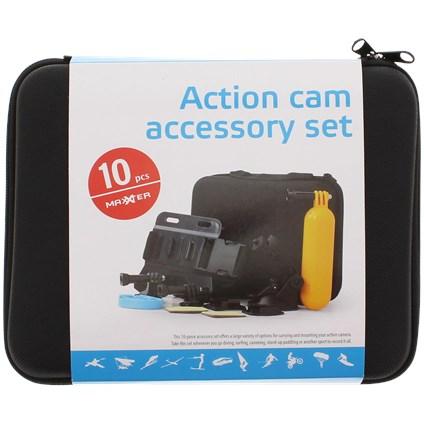 Action cam set d'accessoires