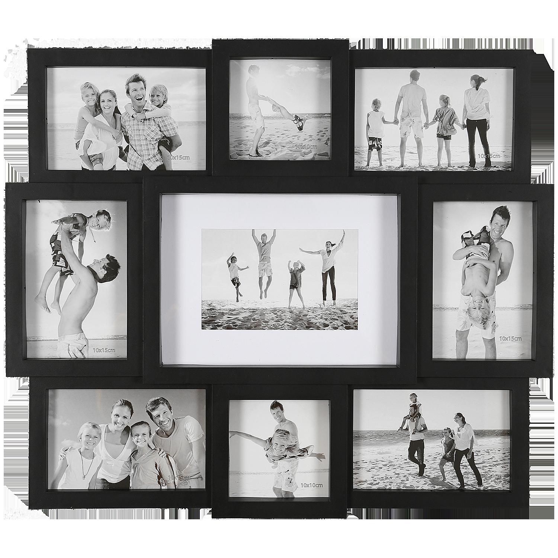 Fotokader Verschillende Fotos.Wand Fotolijst Action Com